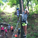GO-Adventures offers teambuilding and adventure instruction for youth and adults.