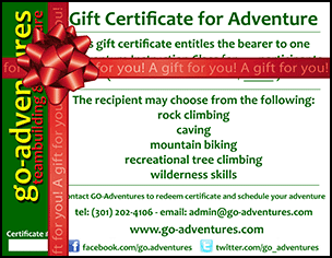 GO-Adventures Gift Card for Adventure - www.go-adventures.com/adventure-gift-certificates/