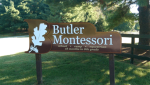 Butler Montessori - home of the Challenge Course at Butler School